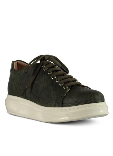 Marjin Sneakers Haki